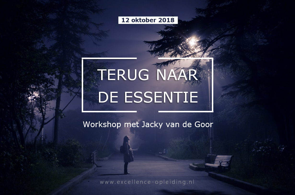 Workshop Excellence Opleiding